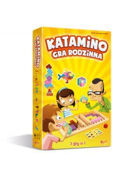 Gra - Katamino. Gra rodzinna