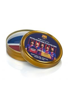 Inteligentna plastelina FC Barcelona
