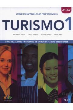 Turismo 1 A1/A2 Libro del alumno + Cuaderno de ejercicios