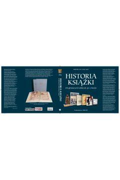 Historia książki. Od glinianych tabliczek ...