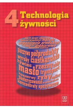 Technologia żywności cz.4 Dłużewski  WSiP