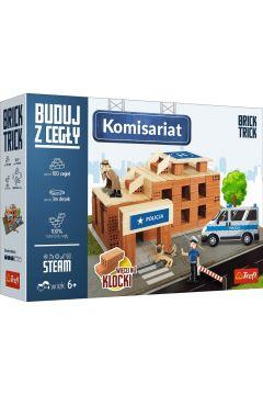 Brick Trick. Buduj z cegły. Komisariat M