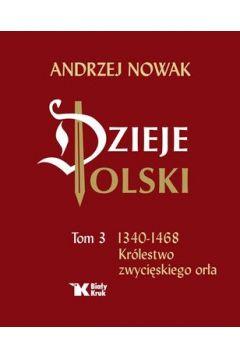 Dzieje Polski. Tom 3. Królestwo zwycięskiego orła