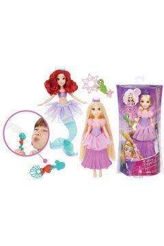 Disney Princess Wodne Księżniczki, różne rodzaje