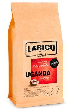 Kawa ziarnista wypalana metodą tradycyjną Uganda Bugisu