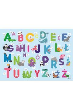 Podkładka na biurko - Alfabet