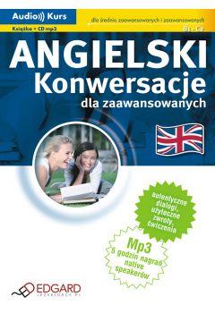 Angielski konwersacje dla zaawansowanych + CD