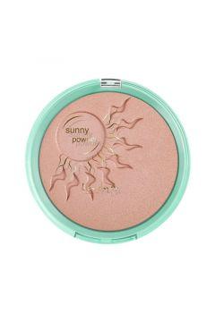 Sunny Powder słoneczny puder do twarzy i ciała matowy