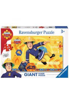 Puzzle 24 Strażak Sam