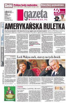 Gazeta Wyborcza - Częstochowa 229/2008