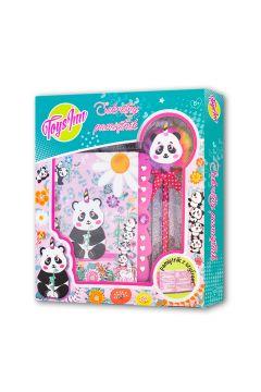 Pamiętnik na szyfr Panda STnux