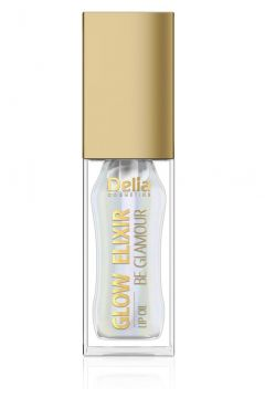 DELIA_Glow Elixir Lip Oil olejek do ust 04 Star