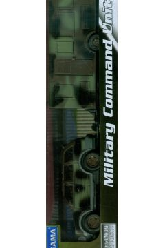Teama Military Command Unit Auto+pojazd dowodzenia 1:32