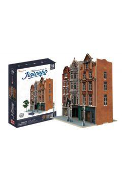 Puzzle 3D Auction House & Stores