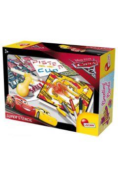 Art&Craft Cars 3 Superstencil