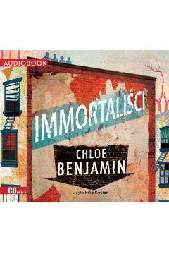 Immortaliści (audiobook)