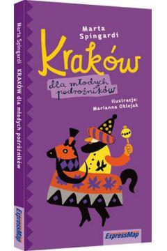 Kraków dla młodych podróżników
