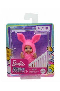 Barbie Skipper Bobasek w przebraniu GRP02