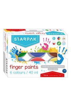 Farby do malowania palcami 448008