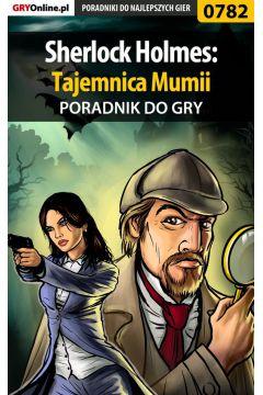 Sherlock Holmes: Tajemnica Mumii - poradnik do gry