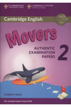 Cambridge English Movers 2 Student's Book