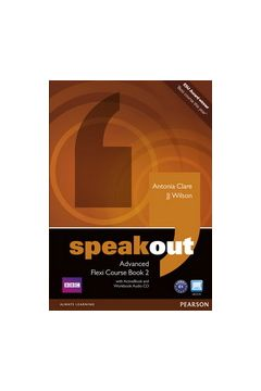 Speakout Advanced Flexi Course Book 2 with ActiveBook and Workbook Audio CD