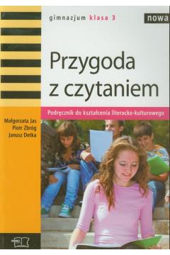 J. Polski GIM 3 Przygoda z czytaniem