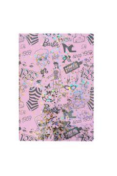 Notes A5 z cekinami Barbie baw-3667