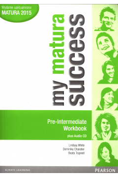 My matura Success Pre Intermediate Workbook + CD