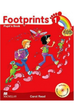 Footprints (Macmillan) 1 PB+2CD