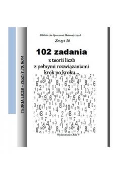 102 zadania z teorii liczb z pełnymi...