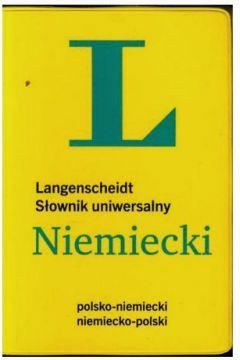 Langenscheidt Słownik uniwersalny niemiecki