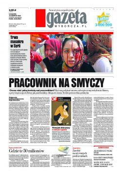 Gazeta Wyborcza - Szczecin 190/2012