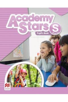 Academy Stars Starter PB + kod online MACMILLAN