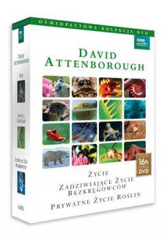 Attenborough vol. 2 (8 DVD)