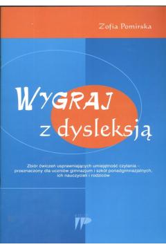 Wygraj z dysleksją. Zbiór ćwiczeń