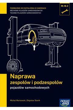 Mechanik Samochodowy PG Naprawa zespołów i podzes.