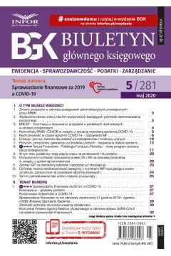 Biuletyn Głównego Księgowego 5/2020