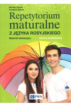 Repetytorium maturalne z języka rosyjskiego ZP