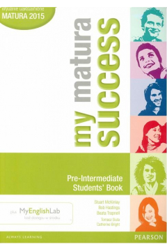 My matura Success Pre-Intermediate Students Book