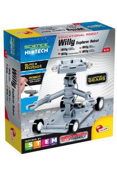 Hi Tech Science Robot