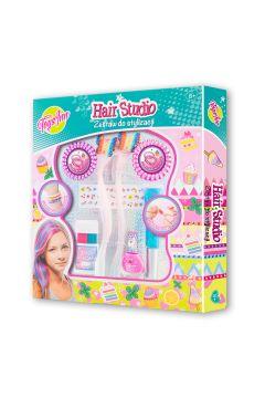 Hair Studio - zestaw do stylizacji z pasemkami