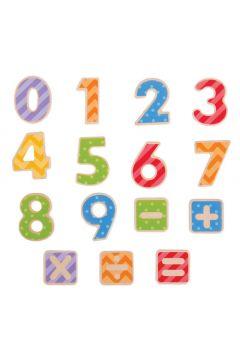 Magnetyczne cyfry i działania