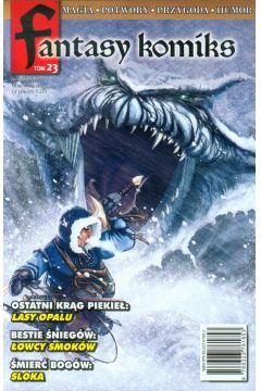 Fantasy komiks T. 23