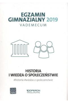 Vademecum 2019 GIM Historia i WOS OPERON