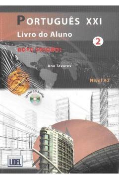 Portugues XXI 2 Podręcznik + ćwiczenia