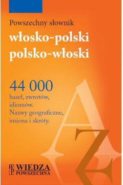 Powszechny słownik włosko-polski, polsko-włoski
