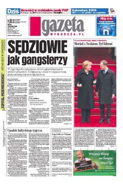 Gazeta Wyborcza - Częstochowa 288/2008