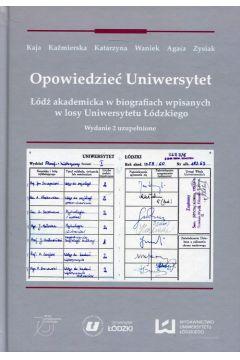 Opowiedzieć Uniwersytet