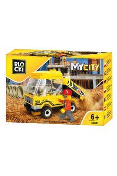 Klocki Blocki MyCity 66 elementy KB0231